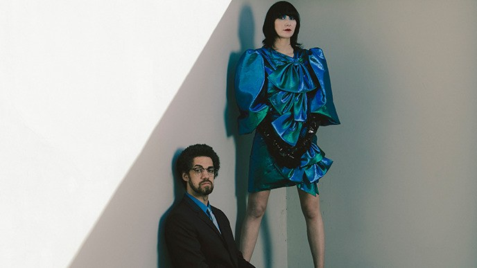 Stylish and cinematic: Karen O and Danger Mouse