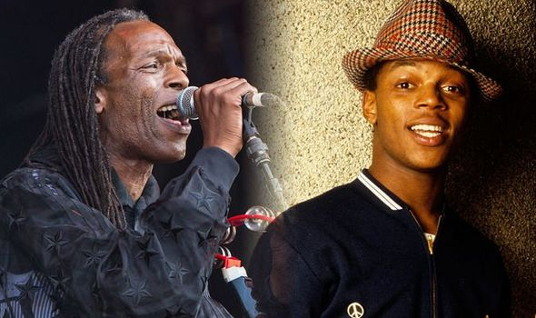 Ranking Roger from The Beat, 1963-2019