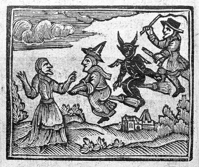From the Malleus Maleficarum, 1487