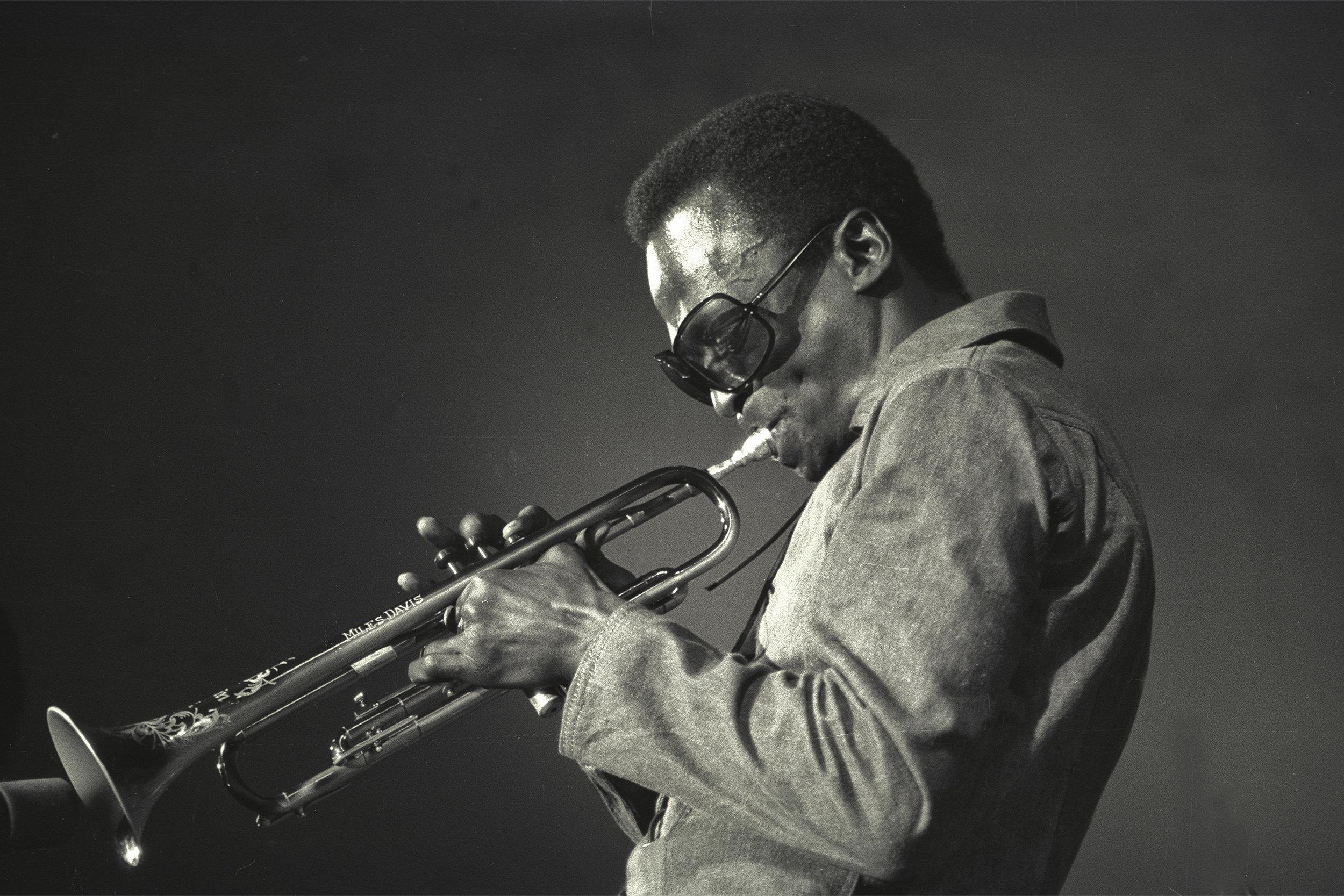 What now? Miles Davis