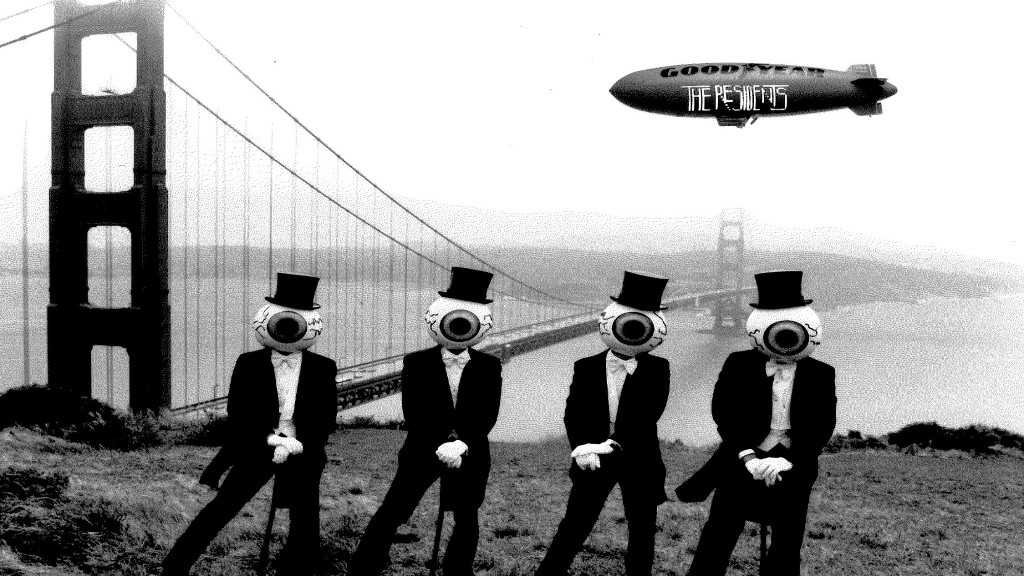 Hot air, or groundbreaking? The Residents