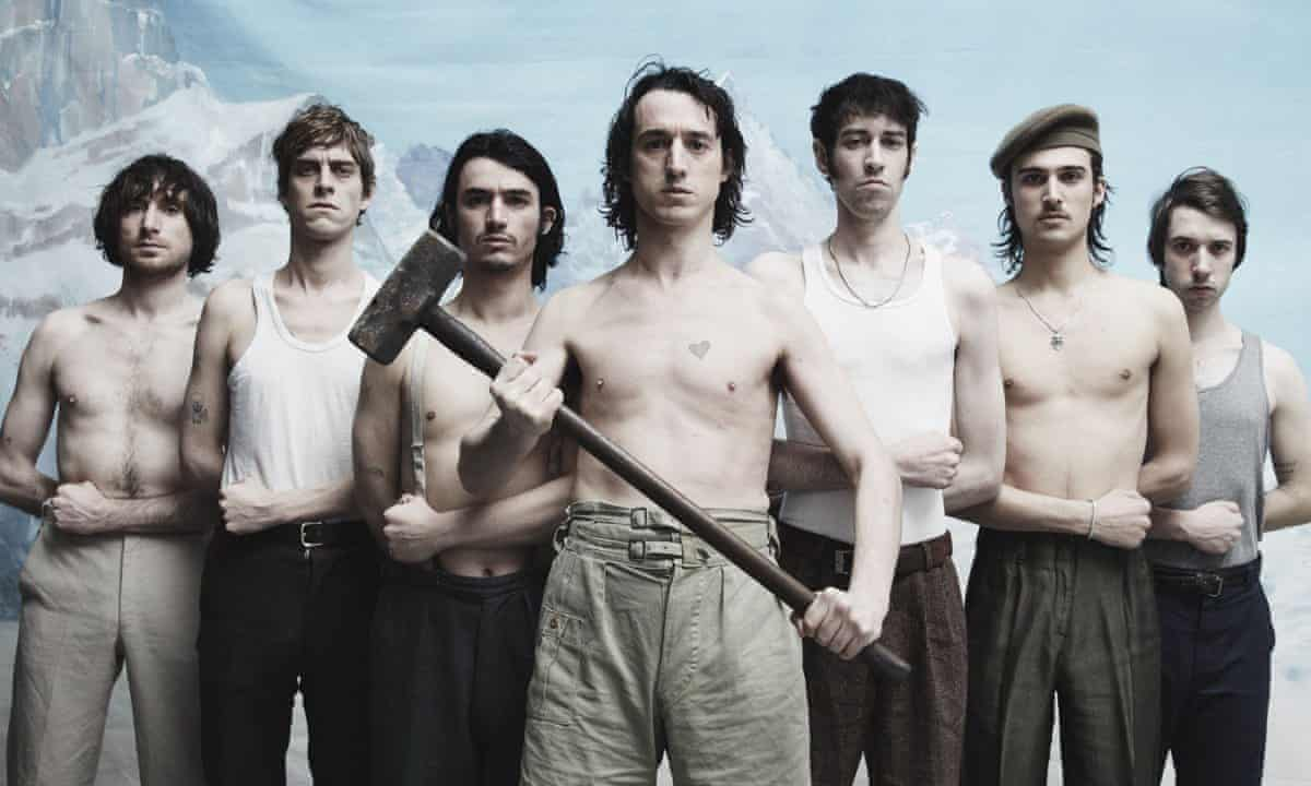 Fat White Family – seamless dipped in humorous wooziness