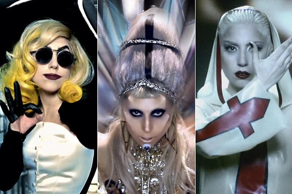 Lady Gaga. Great videos, but what about the songs?