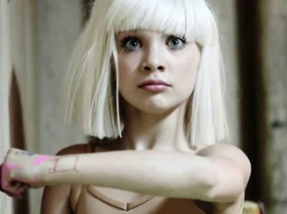 Dancer Maddie Ziegler on Sia's Chandelier