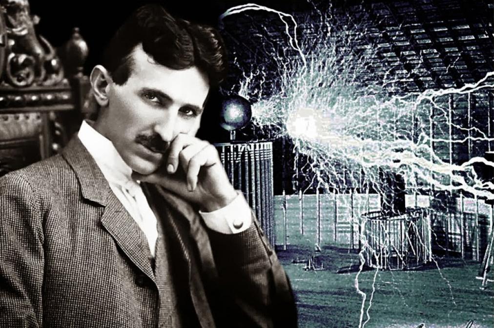 Sparky: Nikola Tesla
