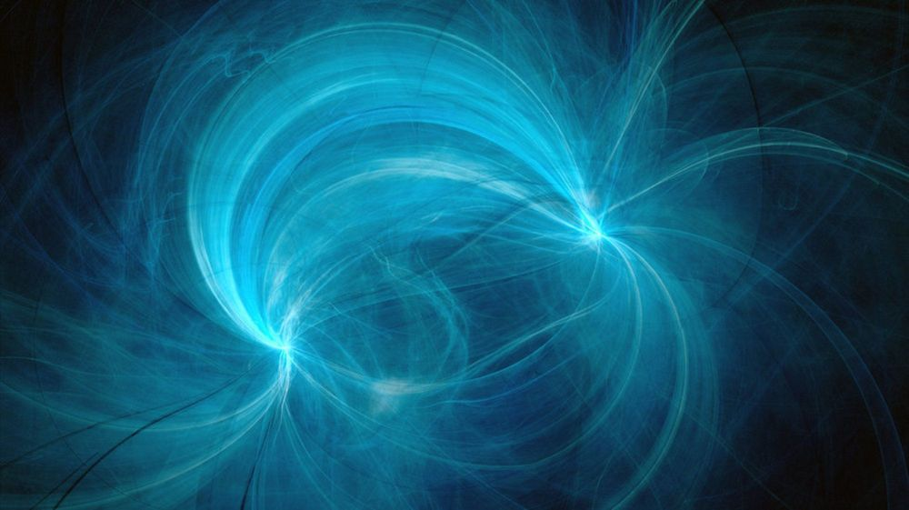 Contrary to appearances, us and our brains are really a quantum field of flux
