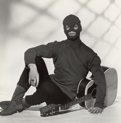 David Soul as The Covered Man in the 1960s. What did he cover? Could you take him seriously?