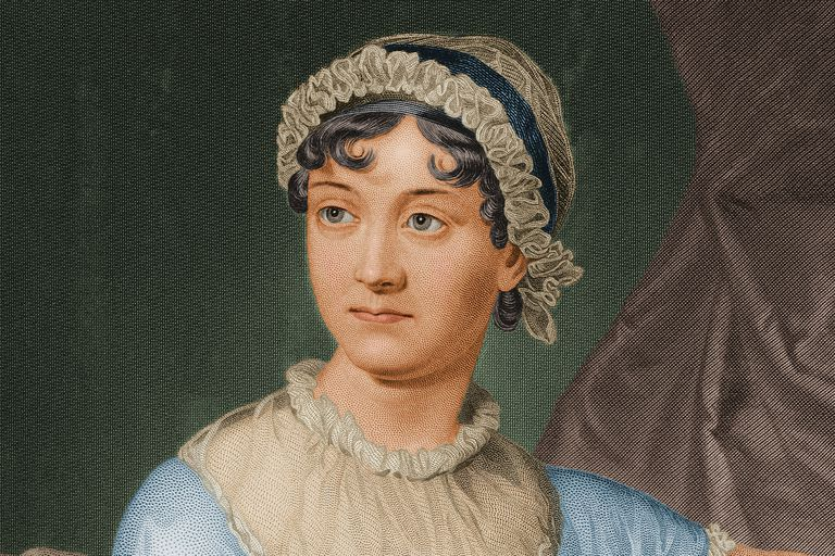 Jane Austen … all about keeping up appearances