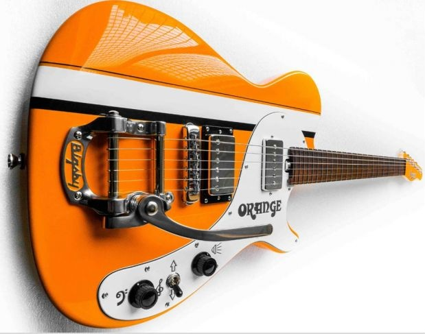 It's in the name. Or would you prefer a Fender orange sunburst?