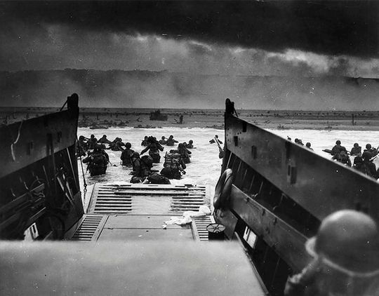 D-day – 6 June 1944