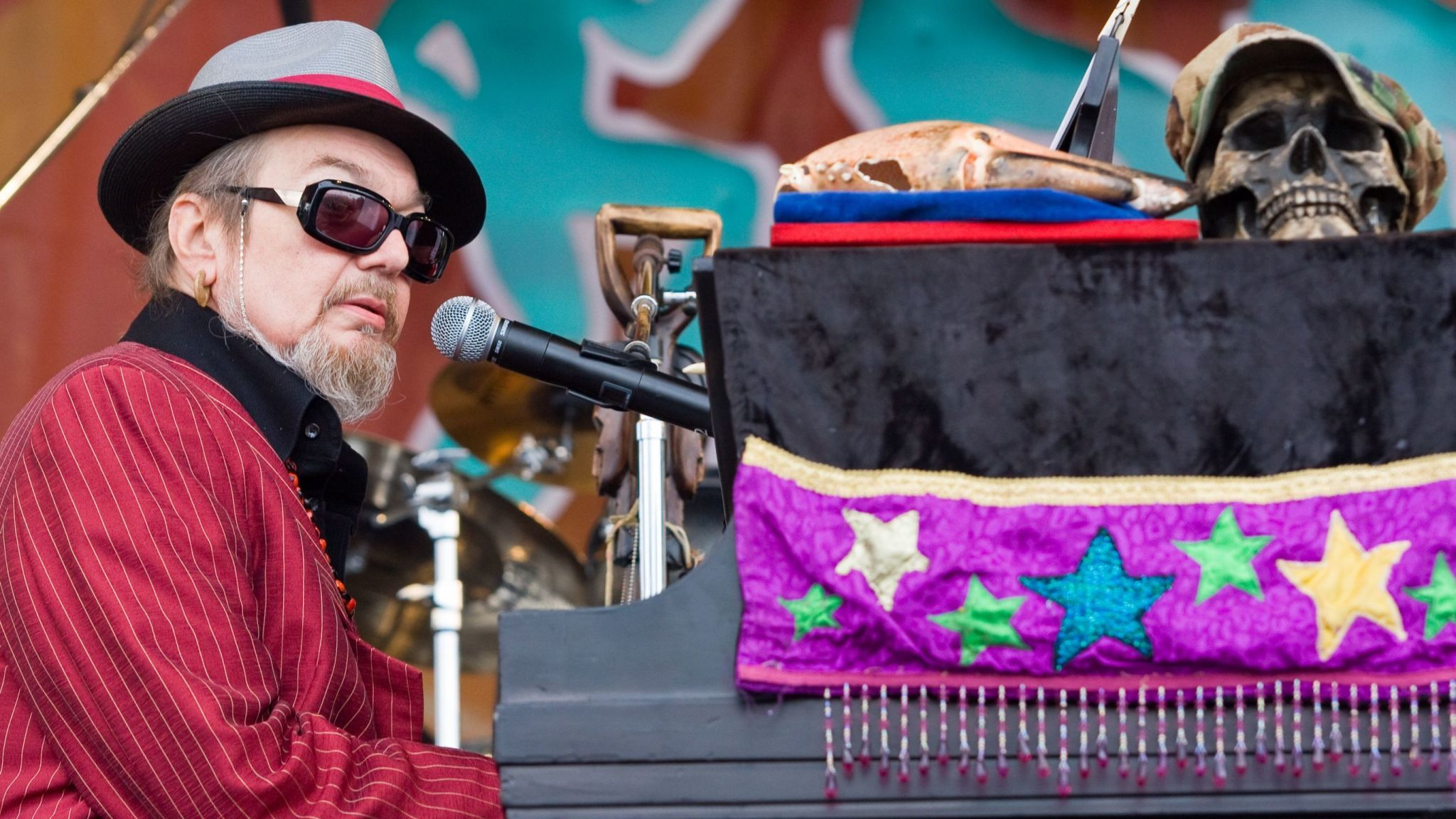 Dr John, the Night Tripper, aka Mac Rebennack, 1941-2019