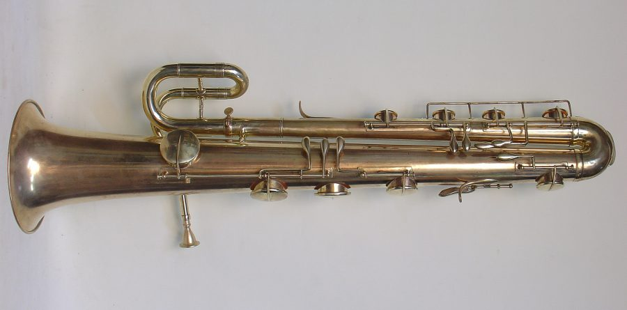 The ophicleide - a 'serpent with keys'