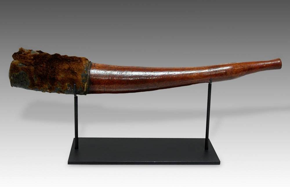 Molimo trumpet