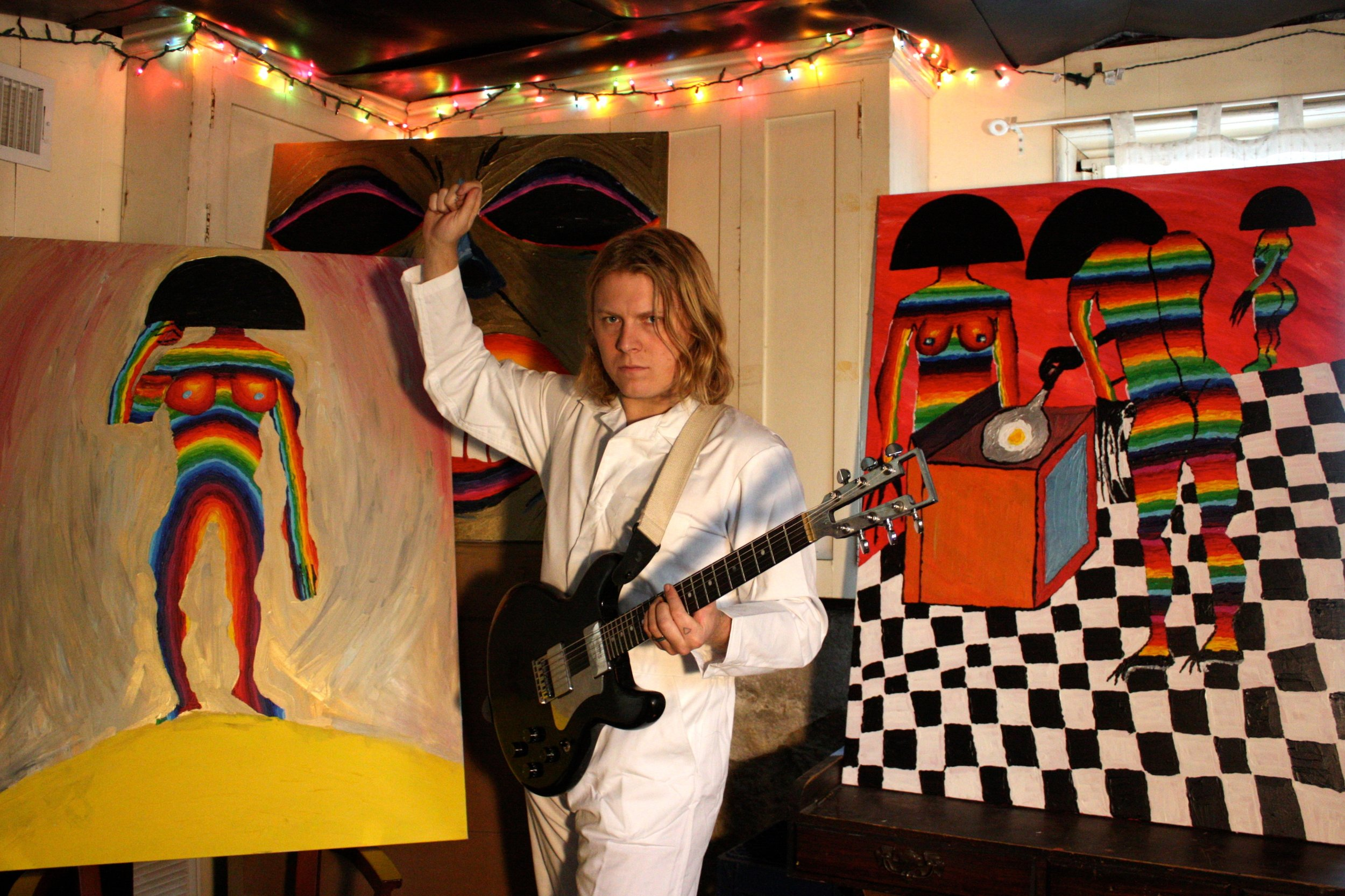 New art … Ty Segall