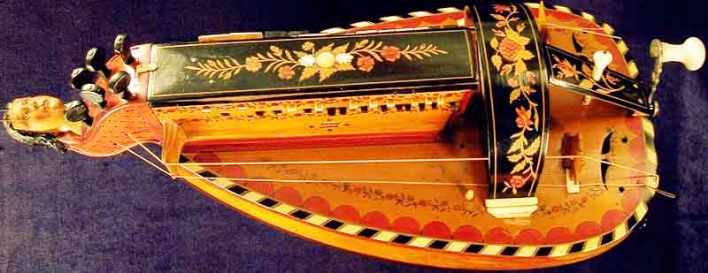 An ornate Tyrolian model
