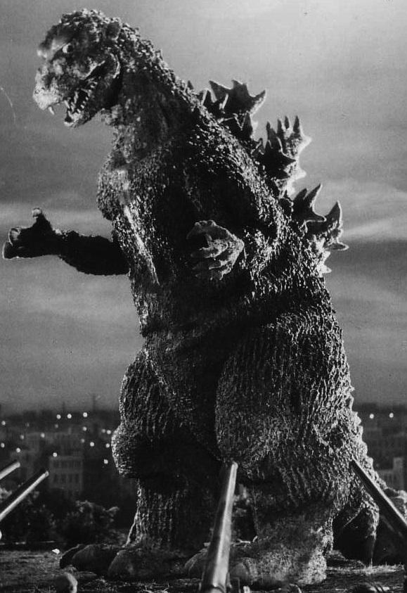 The cult of Godzilla
