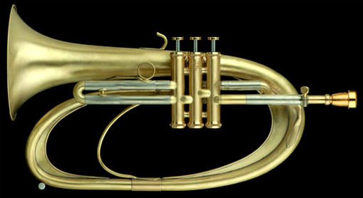 Like a trumpet, but not a trumpet …