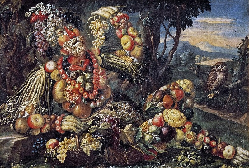 Feast for the eyes, and ears: Giuseppe Arcimboldo's Autumn