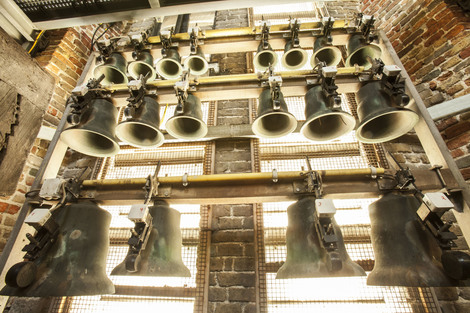 Oh what a carillon … in Bruges, Belgium