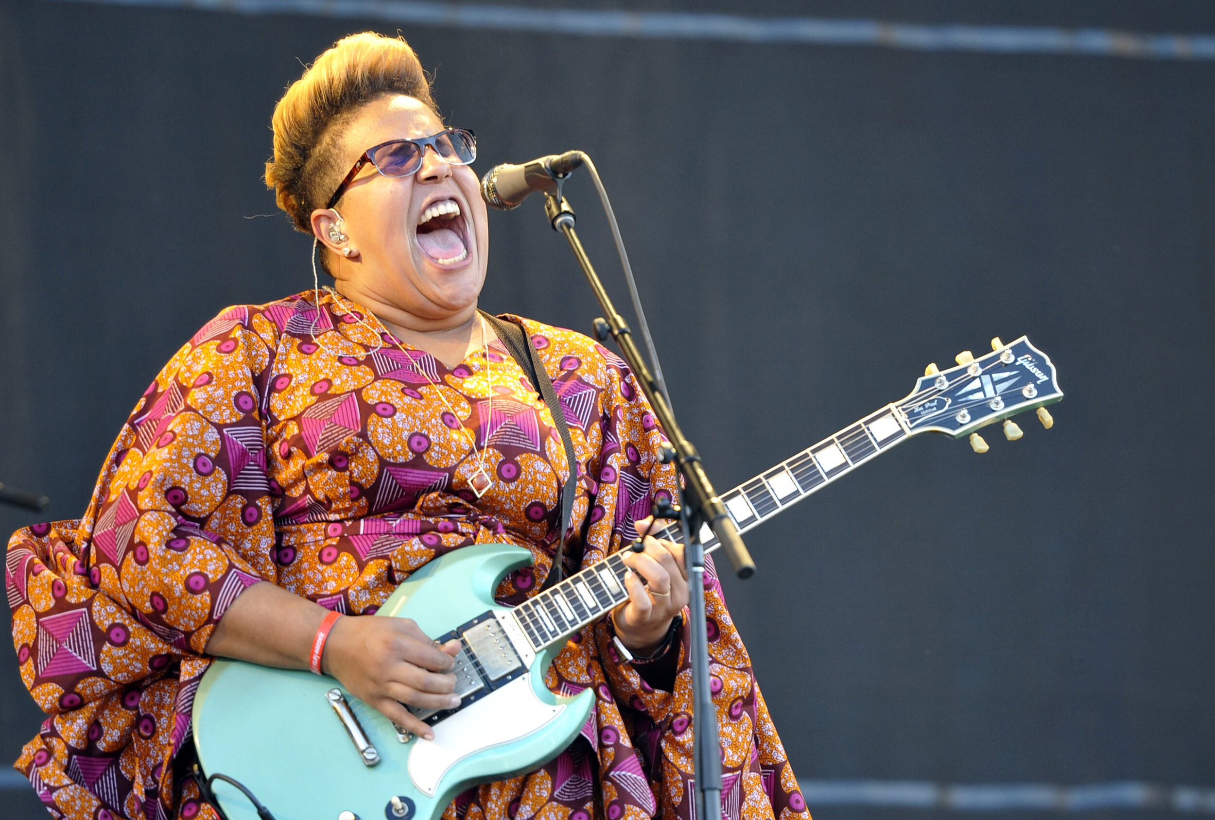 Wonderful soul voice: Brittany Howard from Alabama Shakes