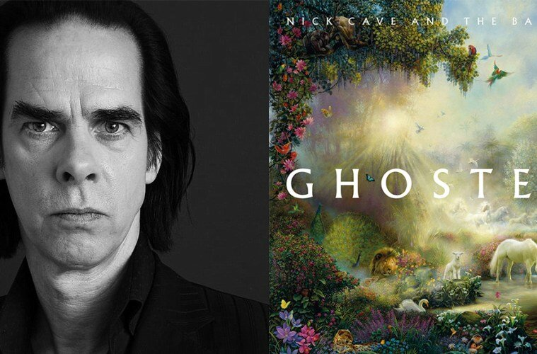 Nick Cave returns with the hauntingly beautiful album Ghosteen