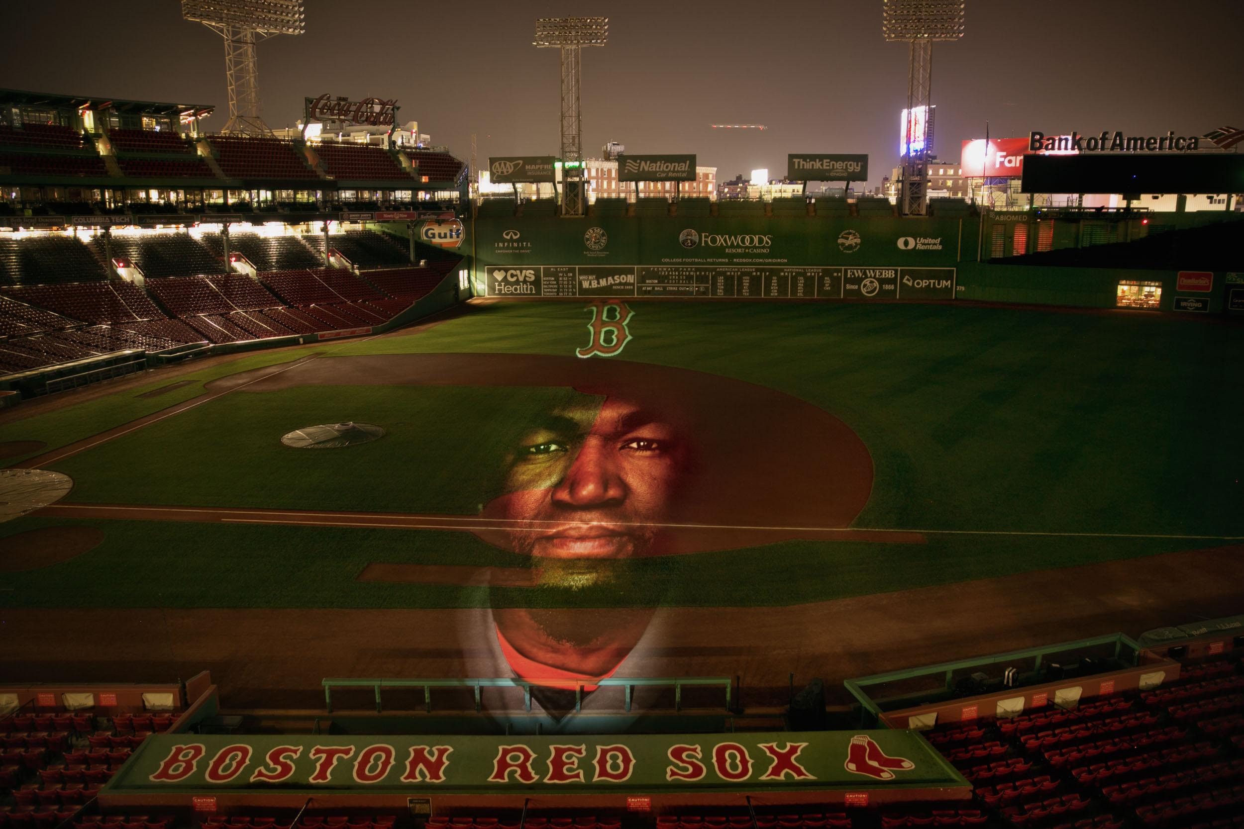 DAVID ORTIZ |DOMINICAN REPUBLIC  - Retired Red Sox Slugger and First Baseman