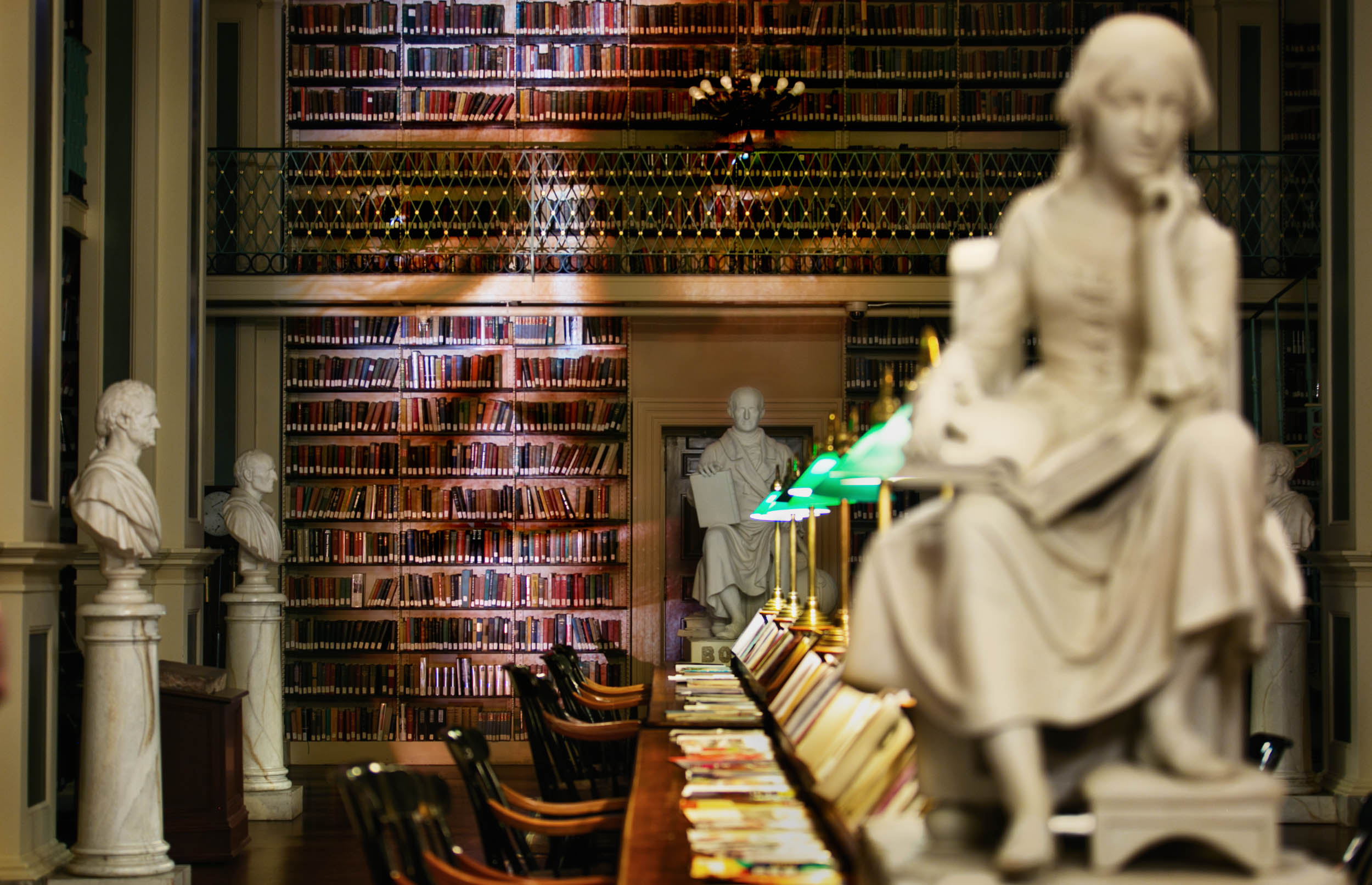 DAVID LEONARD, IRELAND  - President | Boston Public Library