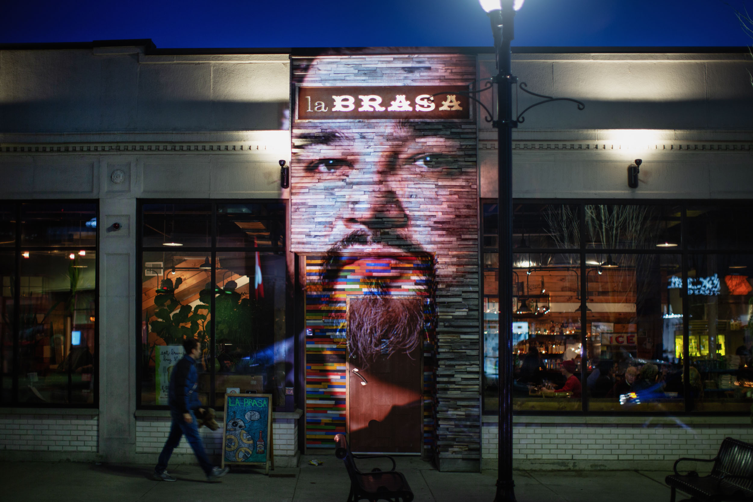 DANIEL BOJORQUEZ  - Chef and Co-owner | La Brasa