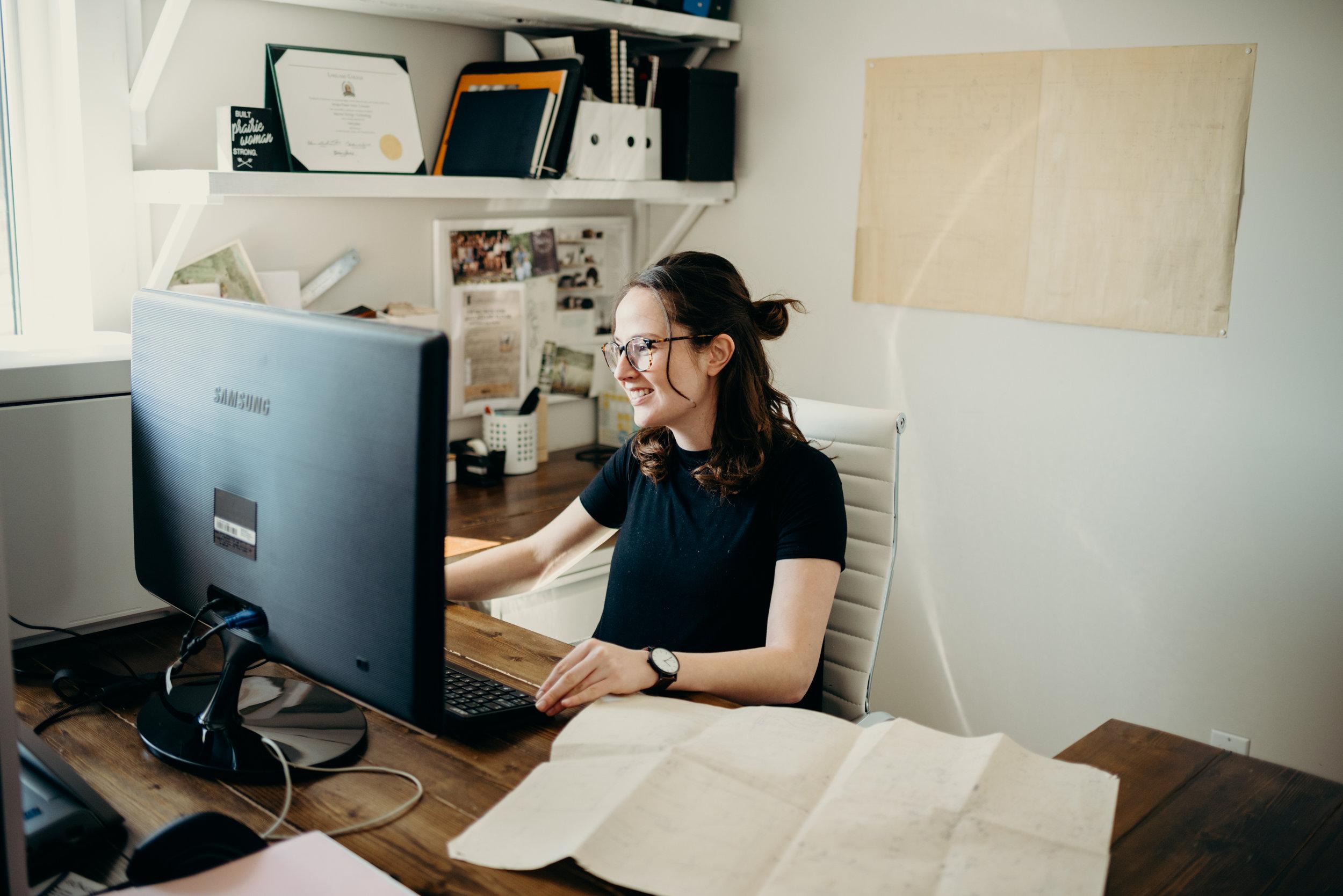 Jenaya Crosson - Owner & founder of JC Design