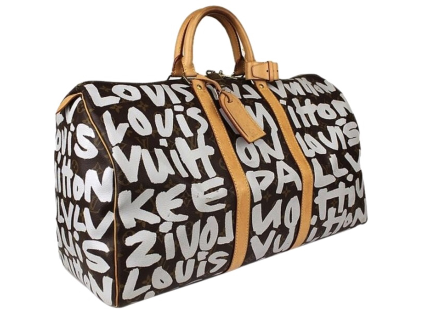 Louis Vuitton Keepall 50 Luggage Carry On - $1,900