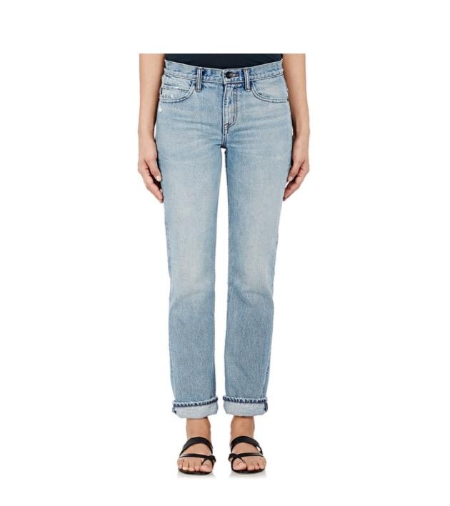 The Perfect Fade  Helmut Lang Boyfriend Jeans - $310 (barneys.com)