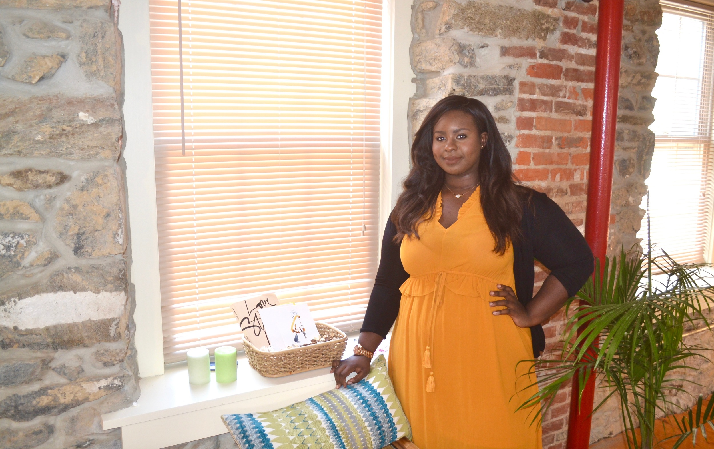 Threee, designer + founder Brianna M.