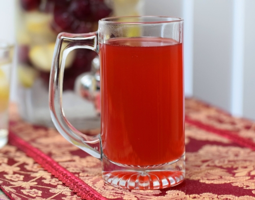 Hot Spiced Cider