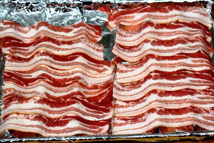 Bacon ready to bake.JPG