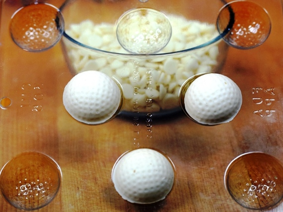 White Chocolate golf balls.JPG