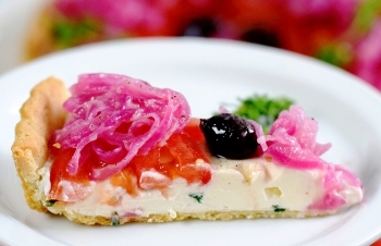 Goat Cheese & Purple Onion Tart.JPG