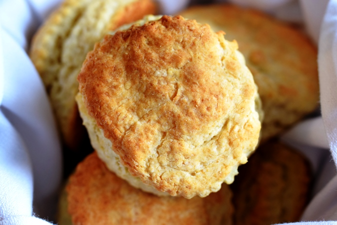 Very Best Buttermilk Biscuits