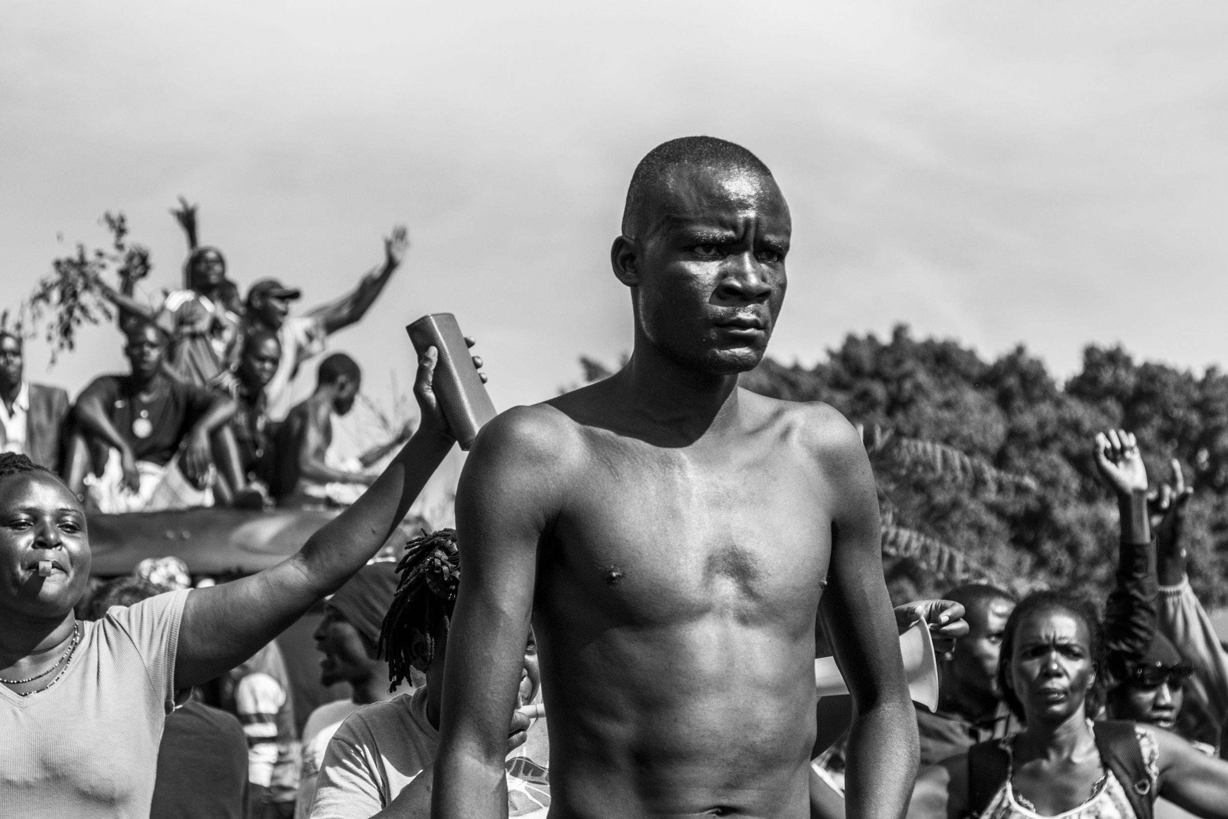 Odinga Rally