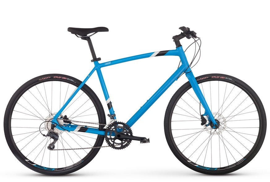 Raleigh Cadent 3  - A sporty 700c city bike that's responsive and fast