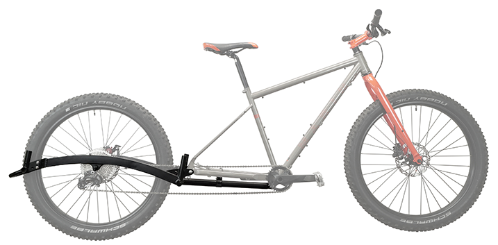 The Leap Conversion Kit  - A 21st century Free-Radical for any bike.