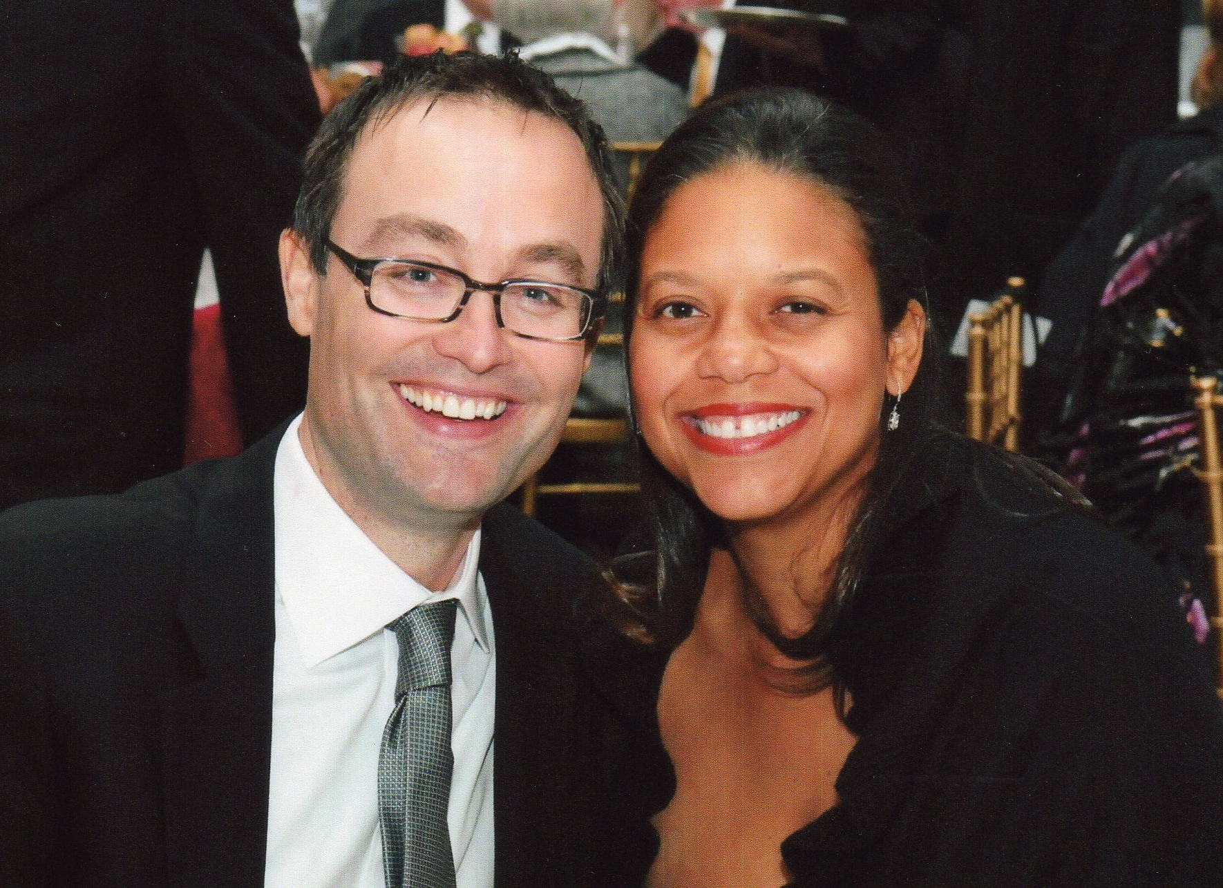Bryan and Deneta Sells, 2010.