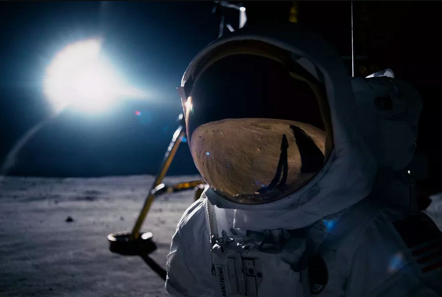 Ryan Gosling has long been a champion of stoic characters, and his recent portrayal of Neil Armstrong in the film  First Man  brings that quiet, serious tone to an important place.  Continue .