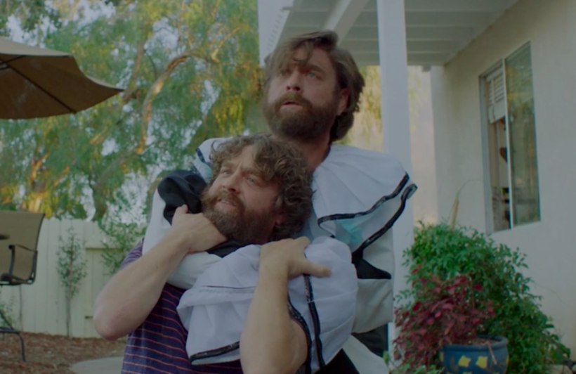 """""""You're my only brother, except for those other ones,""""  Dale Baskets says in a heated talk with his brother Chip in the explosive fifth episode of the show  Baskets ' second season.  Continue ."""
