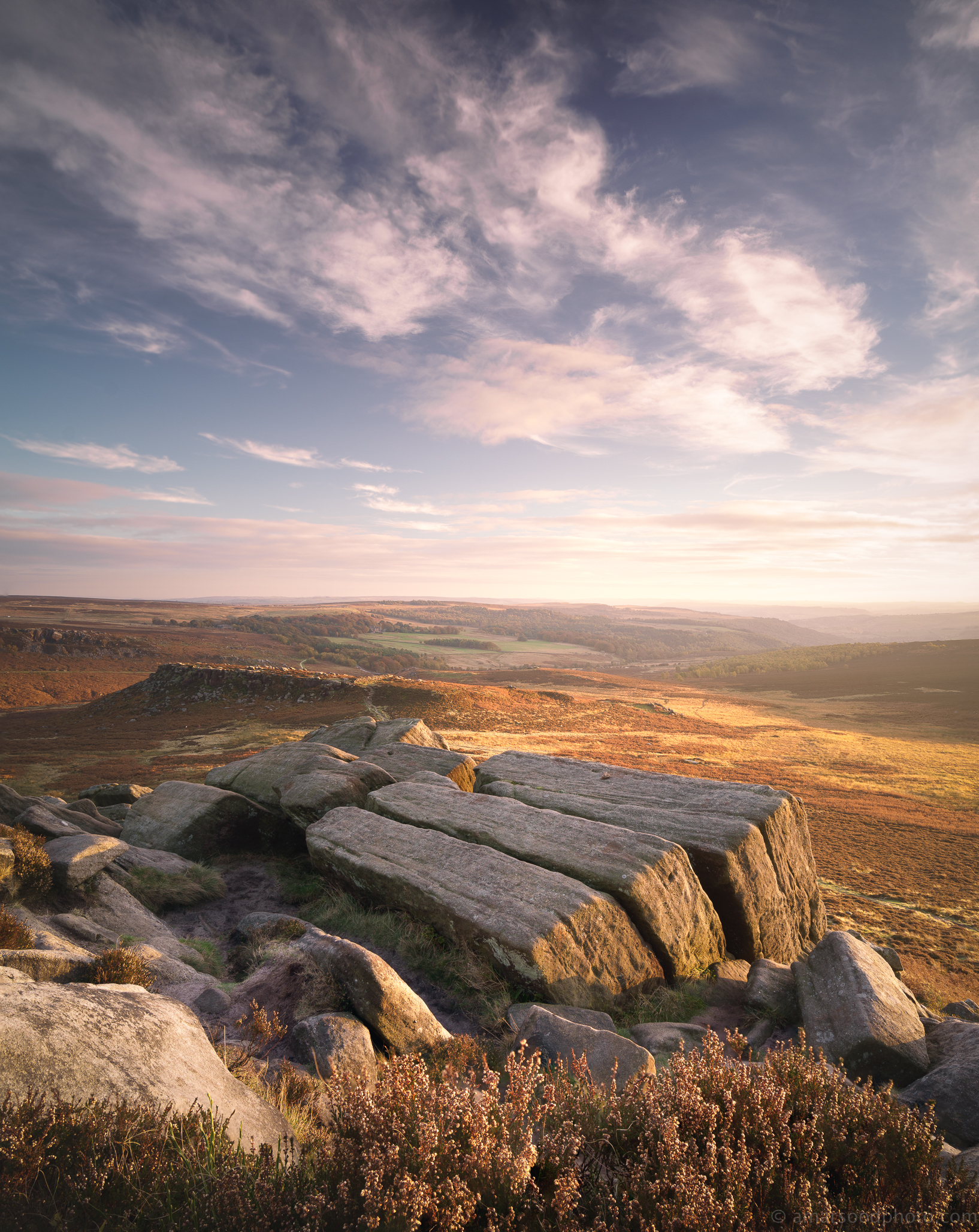 The Peak District -