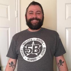 Ben Myers - 5Bravo, US Army Ret.