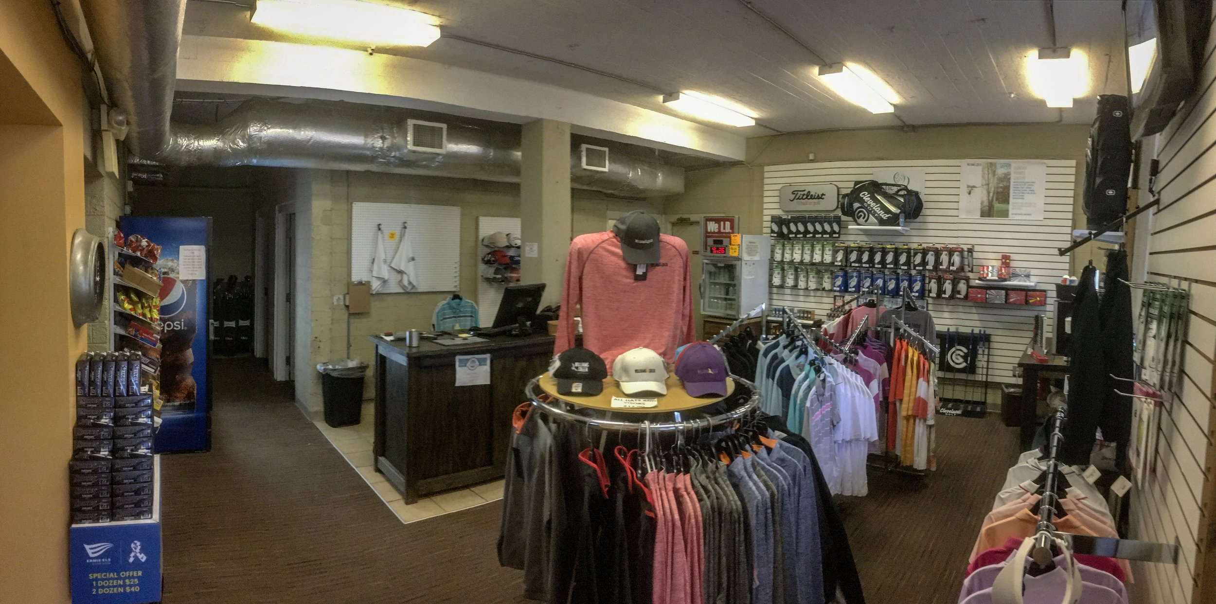 WILLIAMS CREEK PRO SHOP