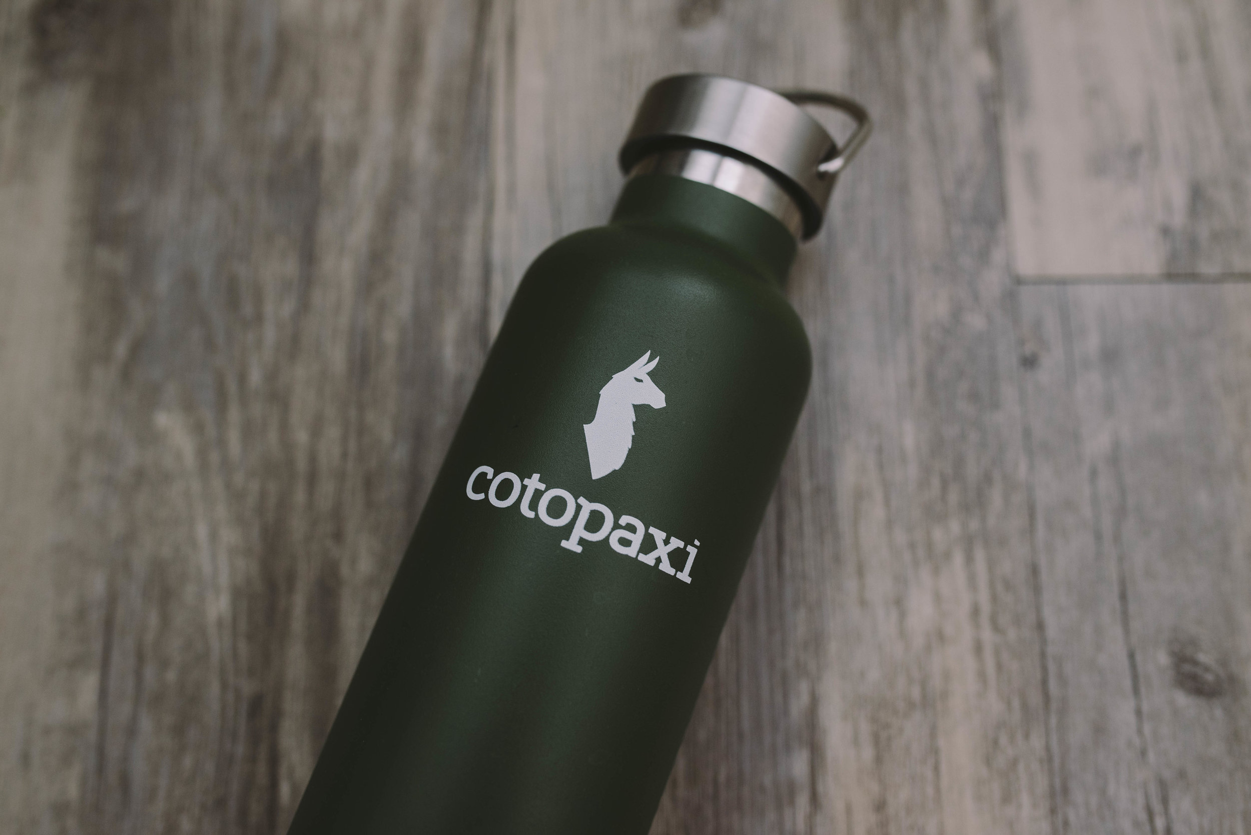 I bought the 750 ml (25 oz) bottle in olive.   Description: Double-walled construction keeps contents hot for 12 hrs. and cold for 24 hrs.  Bottle will not sweat, regardless of temperature of liquid inside bottle  Fits most cup holders and water bottle cages  BPA-free and resistant to bacteria and odors