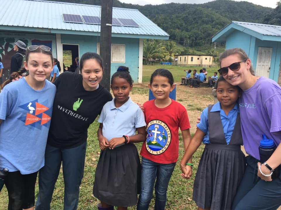 Ministry in Belize - The ministry options in Belize are endless. Everyone in our group, no matter how young or not so young, can use his or her talents to make a difference. Our mission trip could include kids ministry, orphanage visits, church planting, sports ministry, evangelism, and a variety of other ministry opportunities. Because of Praying Pelicans genuine partnerships already in place, on our Belize mission trip, you will find yourself encouraging a Pastor in a sustainable ministry that will continue to impact the community after you have returned home.