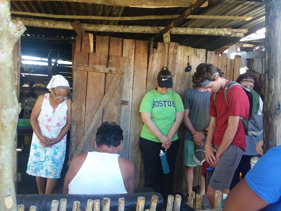 About Belize - Located in Central America and the heart of Mayan civilization, the country of Belize features diverse geography, gorgeous scenery and cultural diversity. It's a beautiful English-speaking country, which makes ministering their easier for our group, but the country also has plenty of needs waiting to be met by our Belize mission team.
