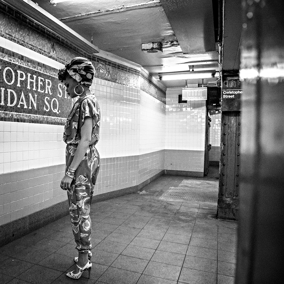 ANDRA DAY - Vintage Jumpsuit